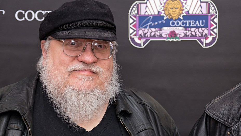 George R. R. Martin - Getty - H 2016