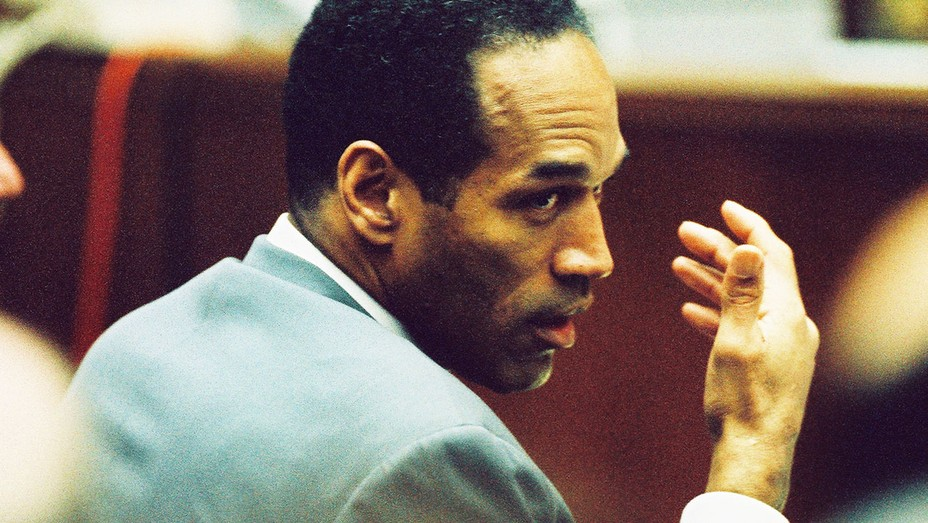O.J. Simpson is shown during testimony in his criminal trial February 9, 1995 - H 2016