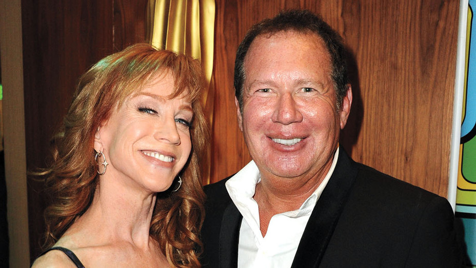 Kathy Griffin and Garry Shandling attend HBO's 68th Annual Golden Globe Awards-Getty-H 2016