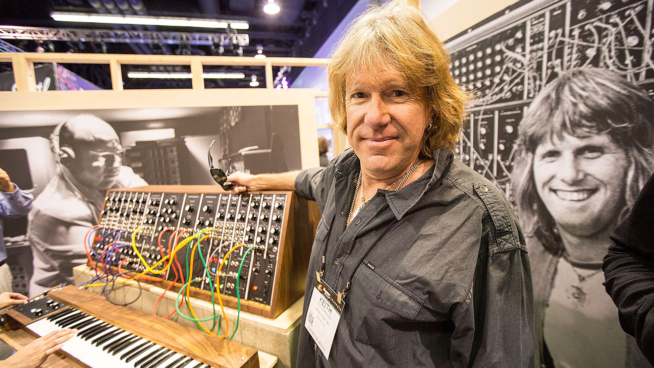 Keith Emerson getty - H 2016