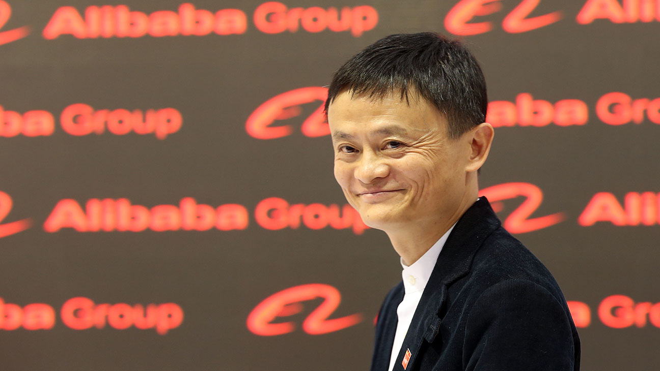 Alibaba Group Executive Chairman Jack Ma - Getty-H 2016