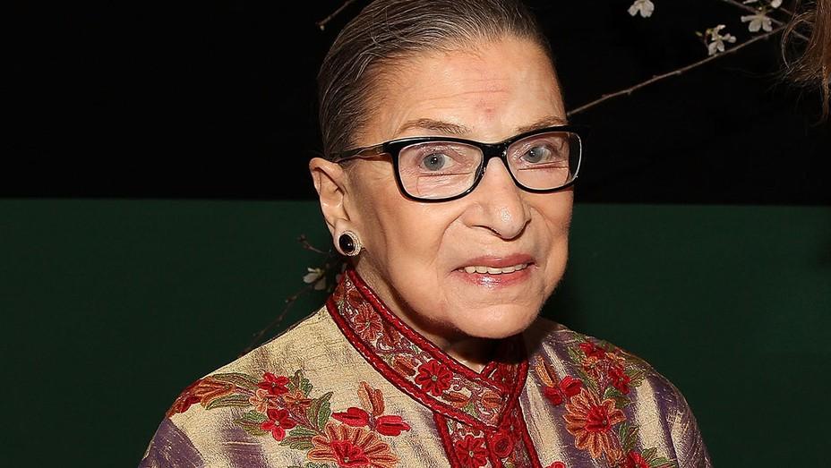 Ruth Bader Ginsburg -Getty - H 2016