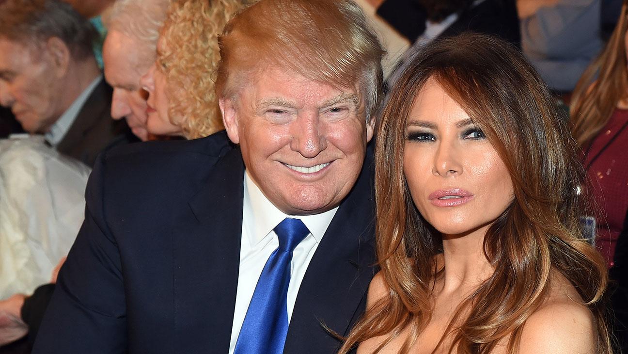 Donald Trump and Melania Trump -Getty-H 2016