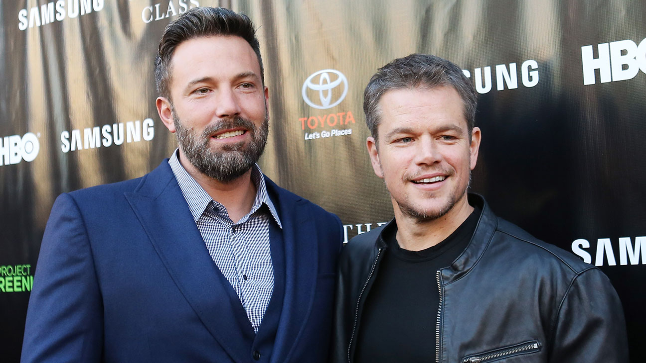 Ben Affleck and  Matt Damon -Getty-H 2016