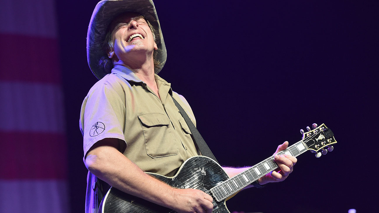 Ted Nugent - Getty - H 2016