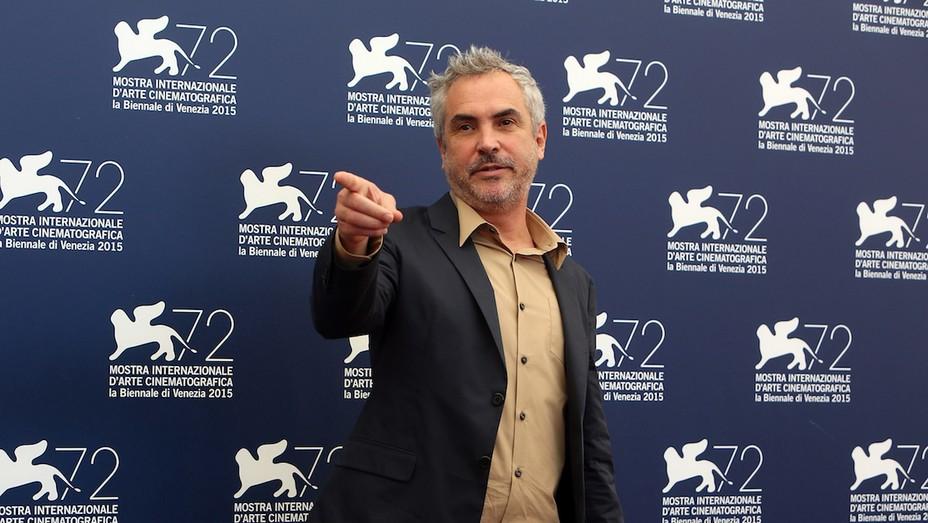 Alfonso Cuaron GETTY H 2016