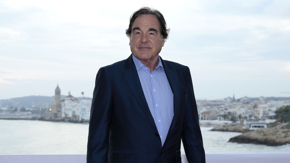 Oliver Stone GETTY H 2016