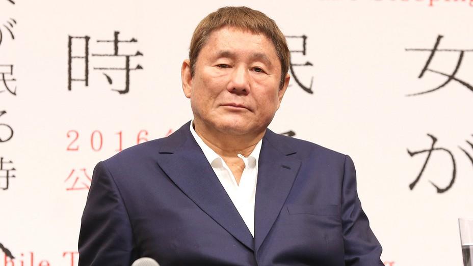 Takeshi Kitano - H 2016