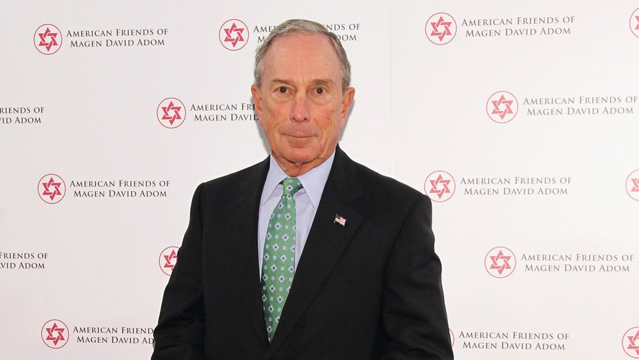 Michael Bloomberg GETTY - H 2016