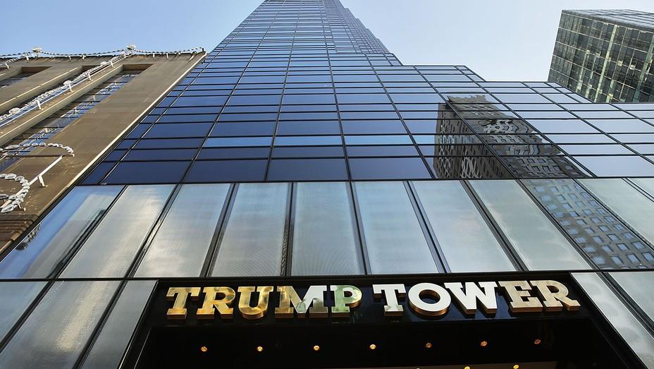 Trump Tower GETTY - H 2016