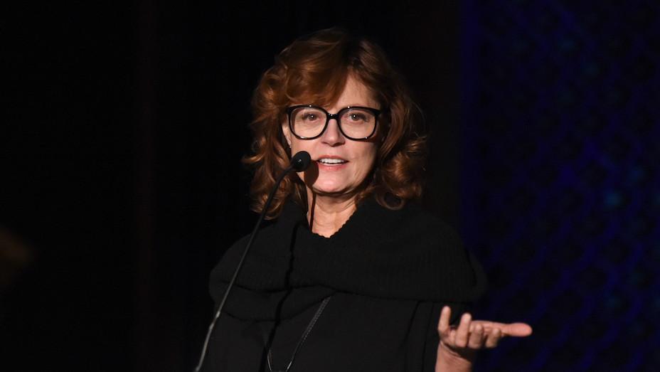 Susan Sarandon NYCC GETTY H 2016