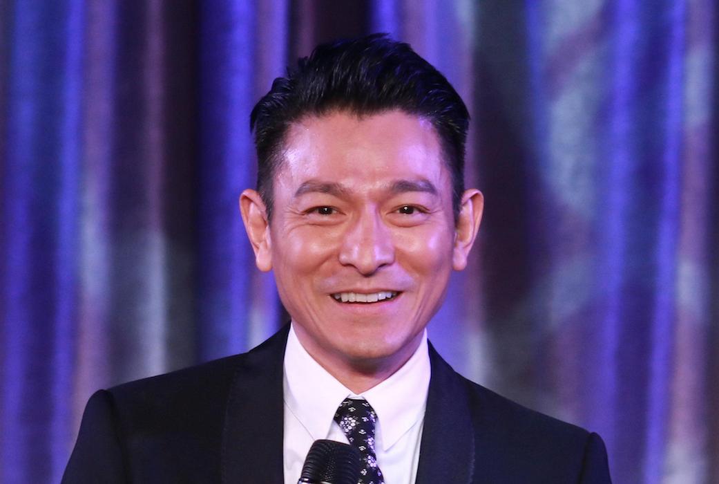 Andy Lau GETTY H 2016