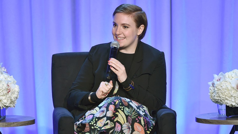 Lena Dunham American Magazine Media Conference - Getty - H 2016