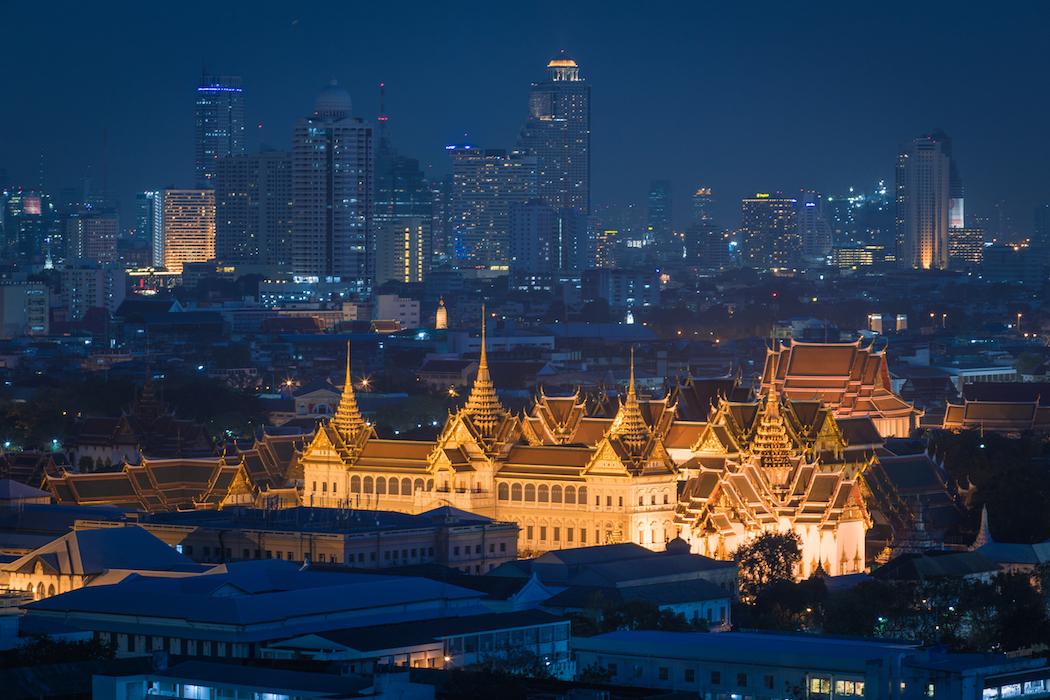 Bangkok at Night GETTY H 2016