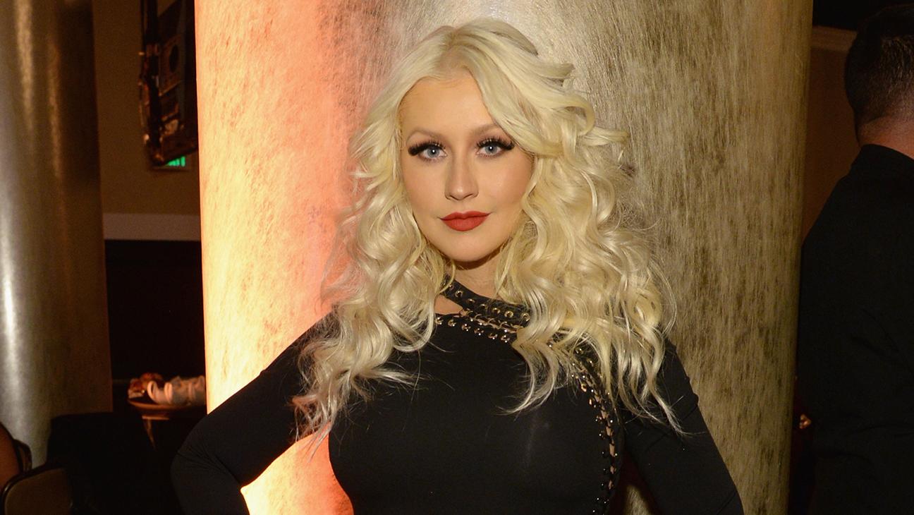 Christina Aguilera GETTY - H 2016