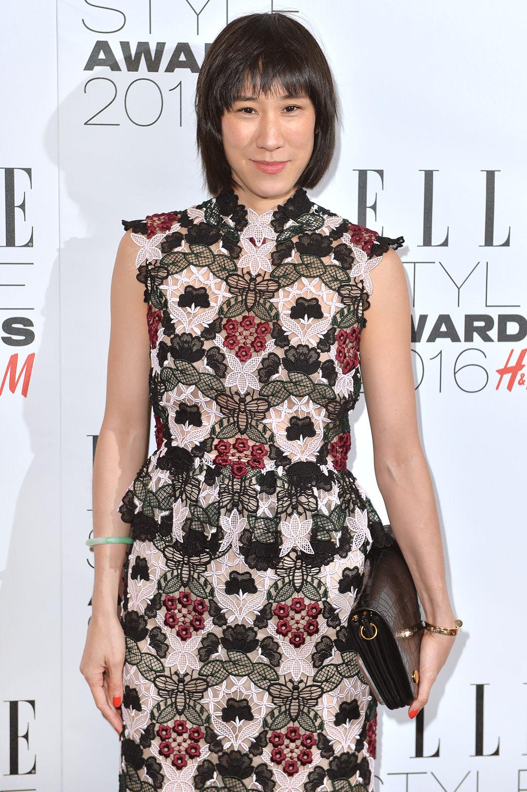 Eva Chen attends The Elle Style Awards 2016 - P 2016