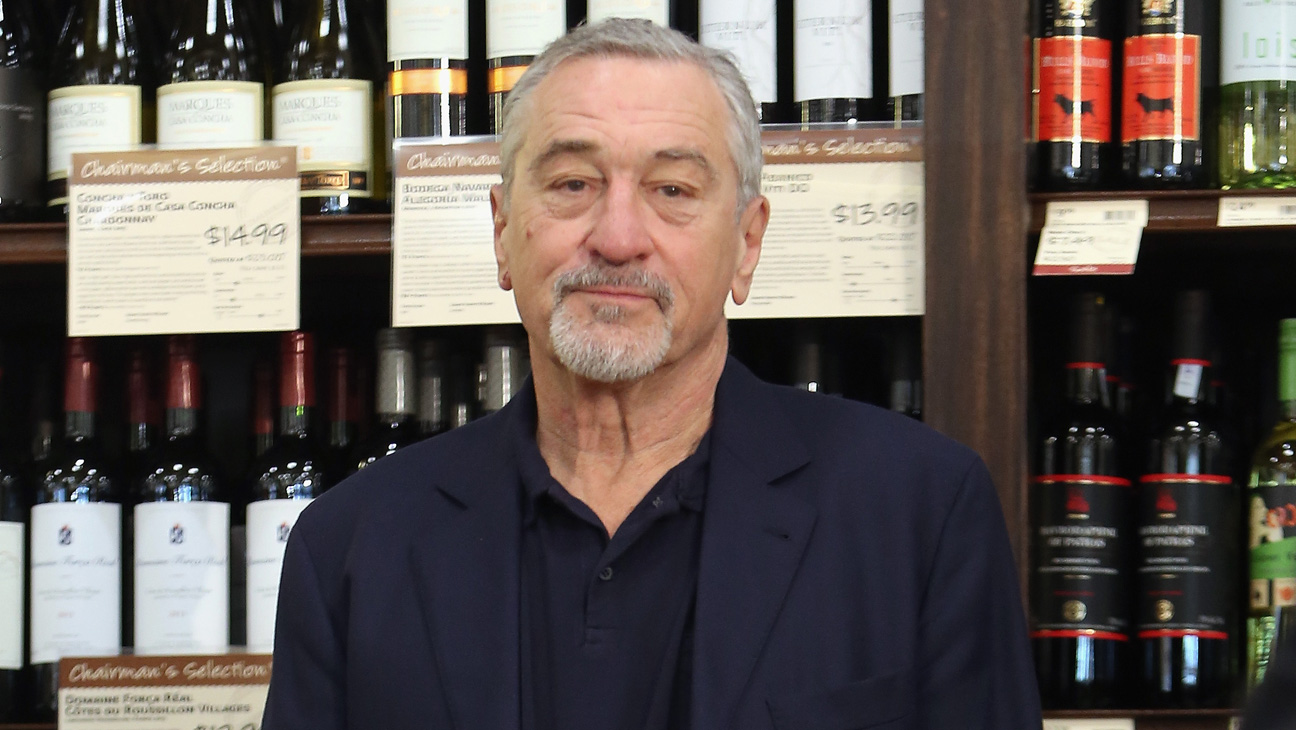 Robert De Niro GETTY - H 2016