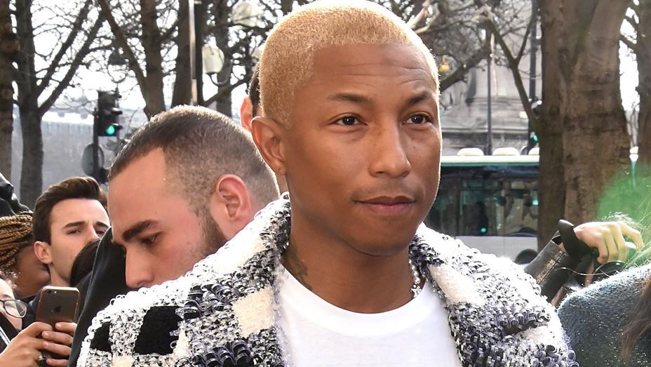 Pharrell Williams -Getty - H 2016