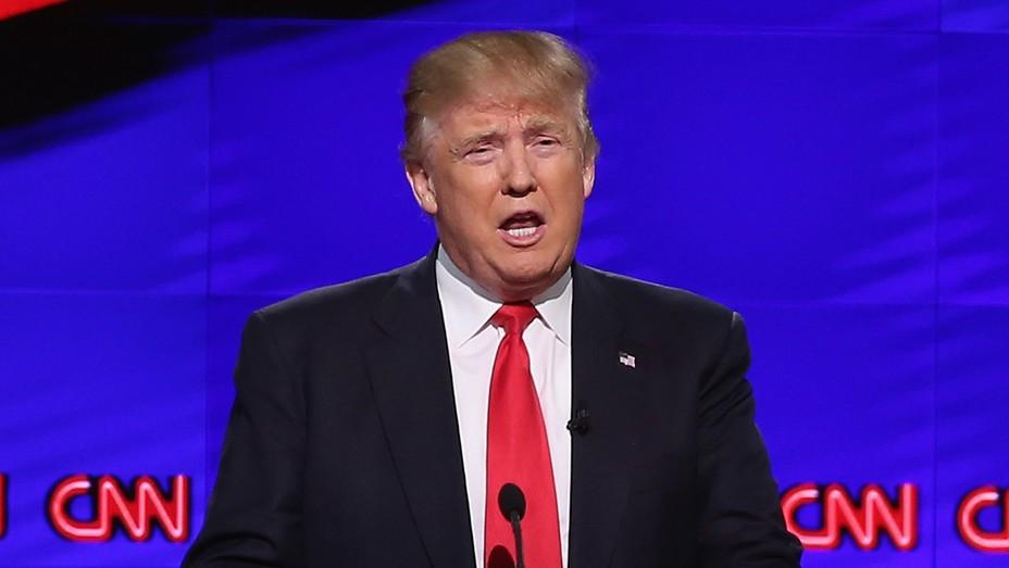 Republican debate Donald Trump GETTY - H 2016