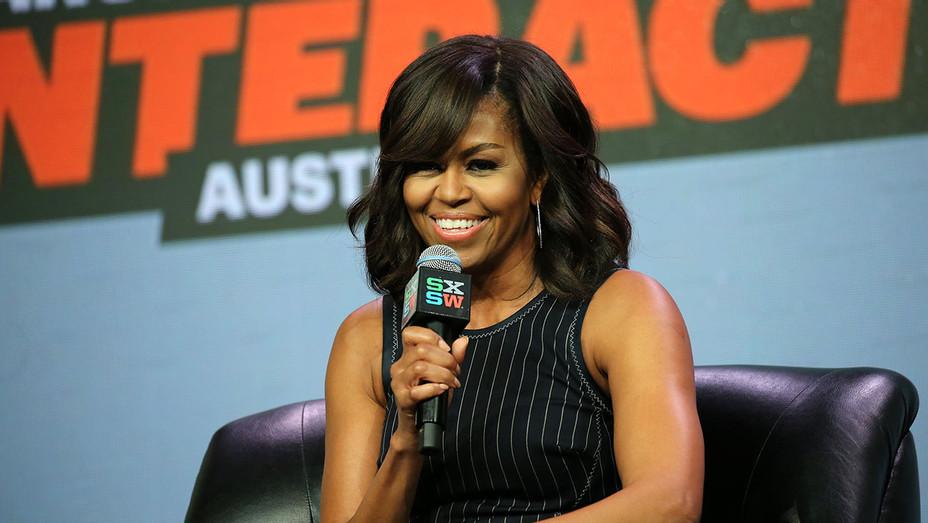 Michelle Obama at SXSW -Getty-H 2016