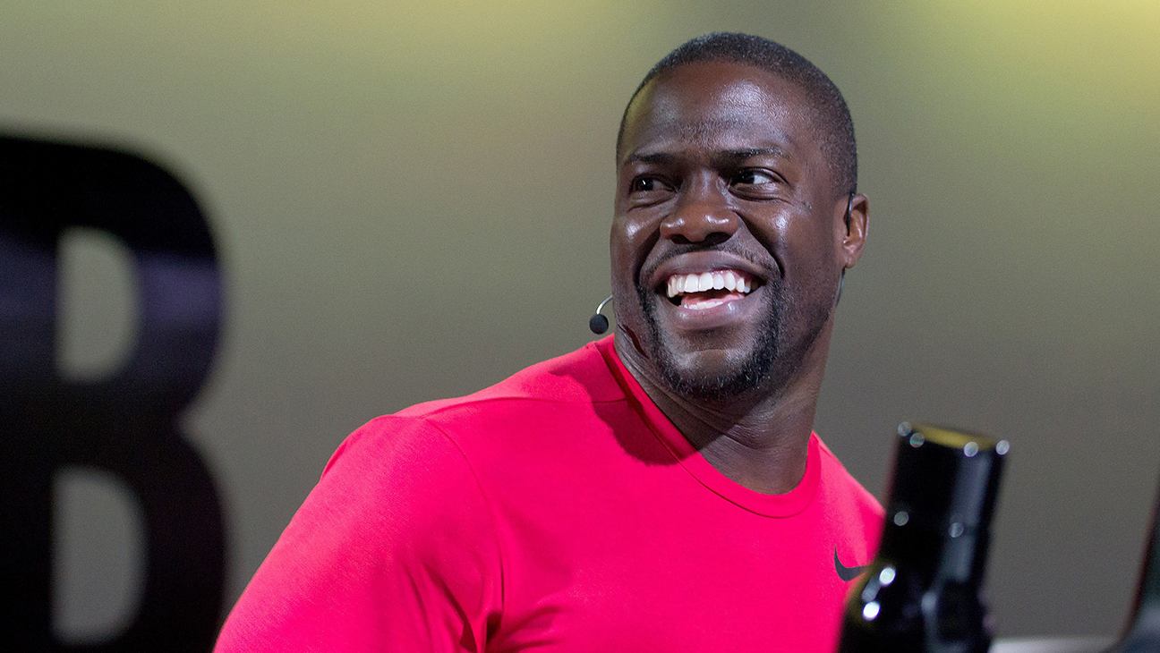 Kevin Hart GETTY - H 2016