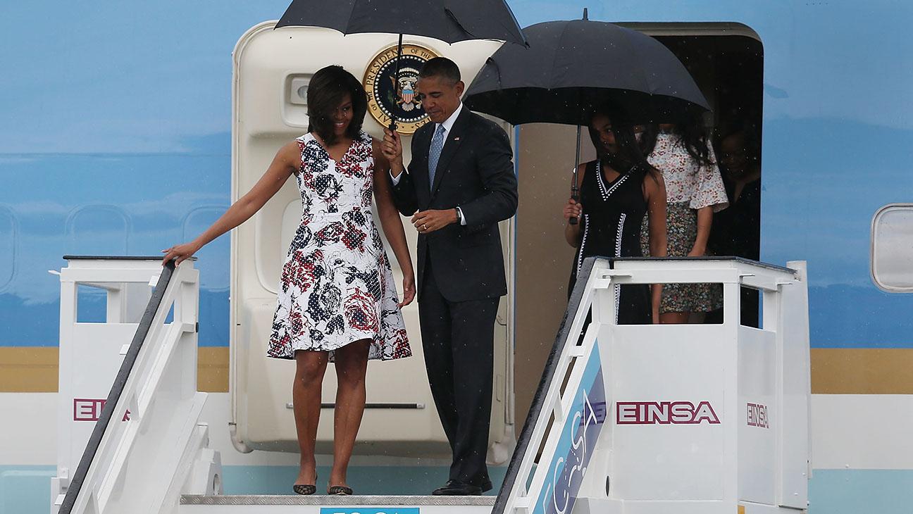 President Obama Arrives In Cuba GETTY - H 2016