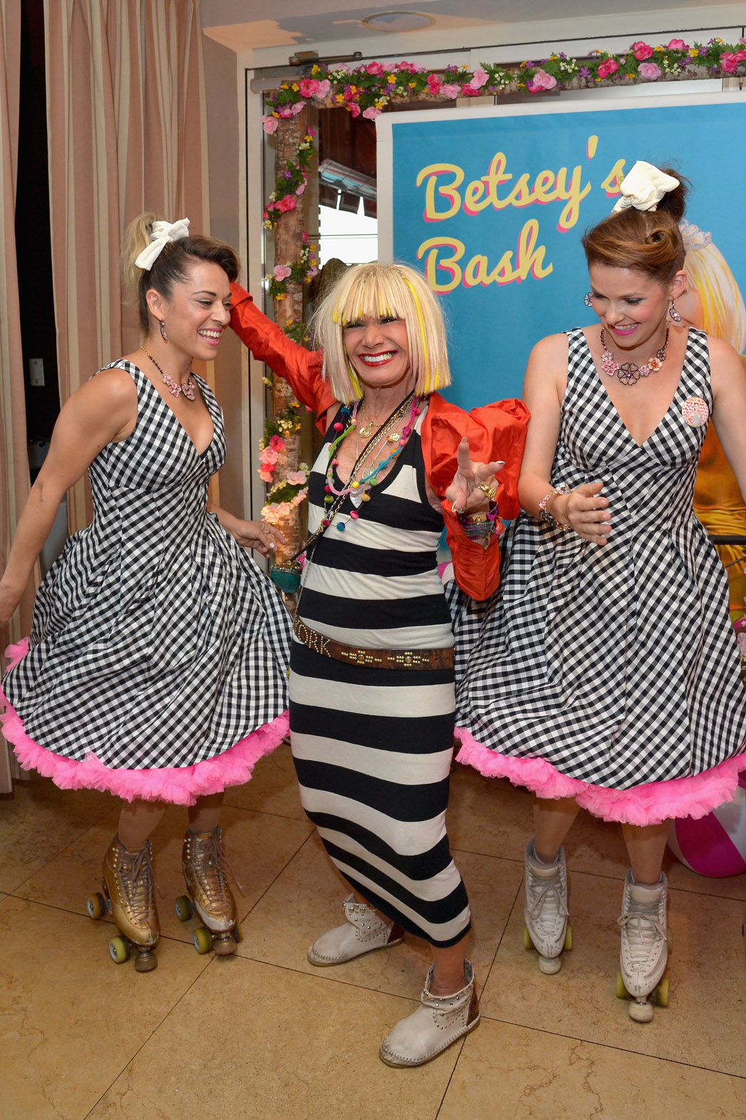 Betsey Johnson's Pool Party At Sunset Tower GETTY - P 2016