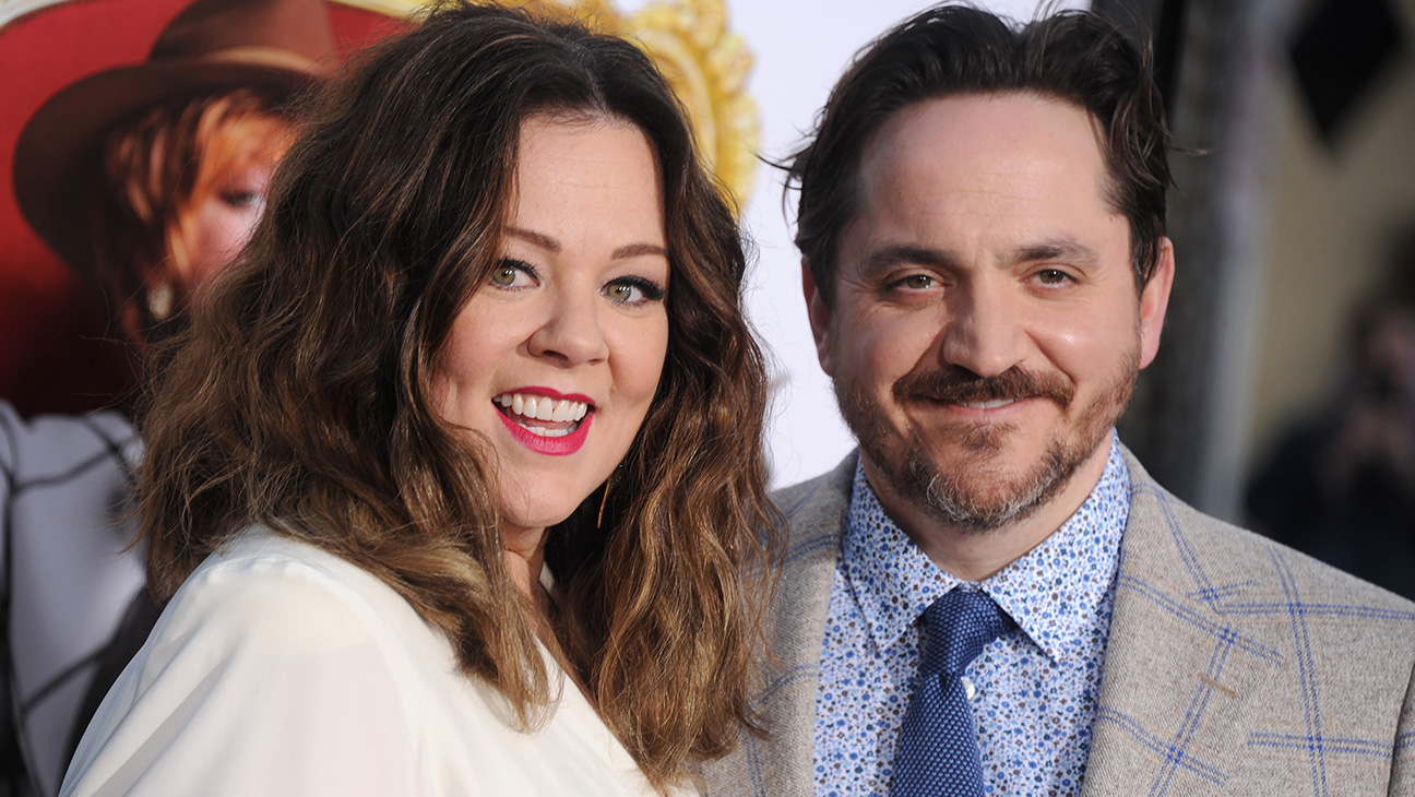 melissa mccarthy and ben falcone - GETTY - H 2016