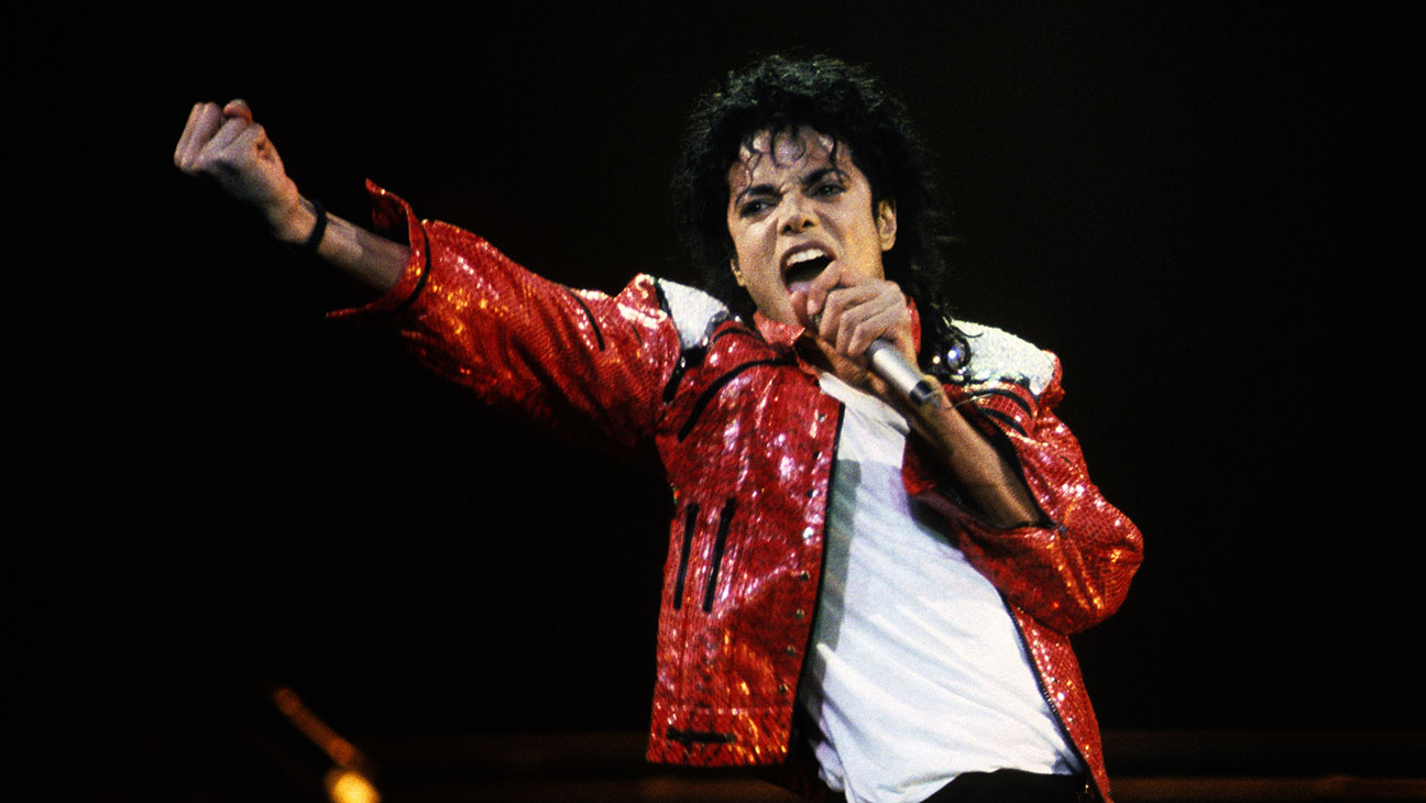 Michael Jackson performs in concert circa 1986 - Getty - H 2016