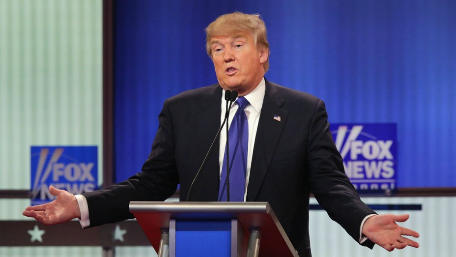 Donald Trump Fox News Debate - Getty - H 2016