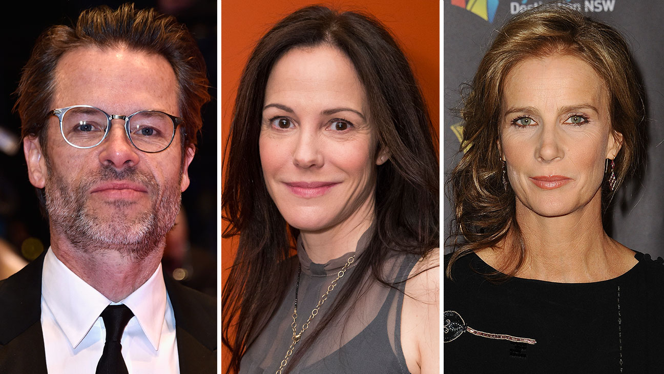 Guy Pearce, Mary-Louise Parker and Rachel Griffiths - H 2016