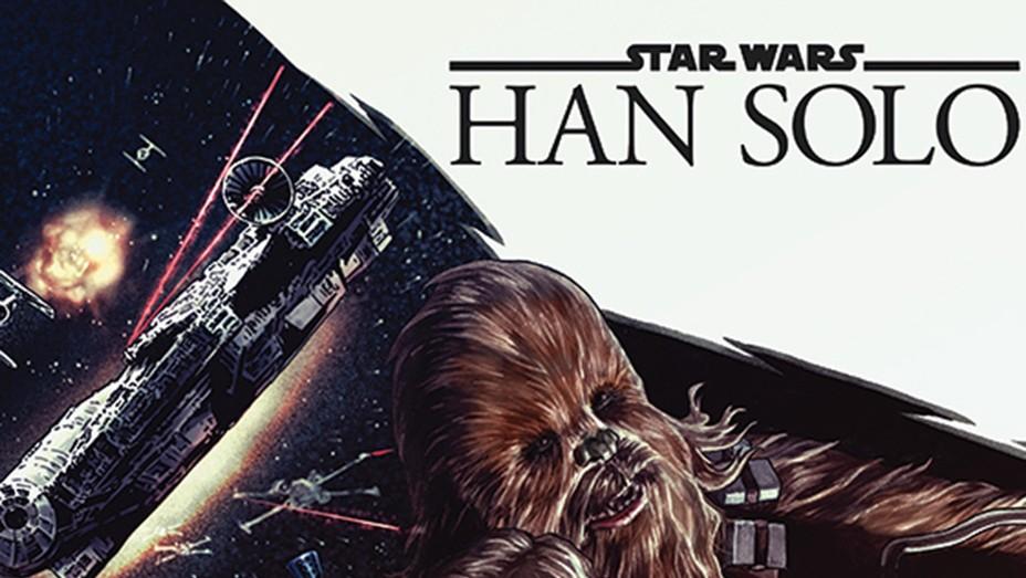 Han Solo Comic Cover - P 2016