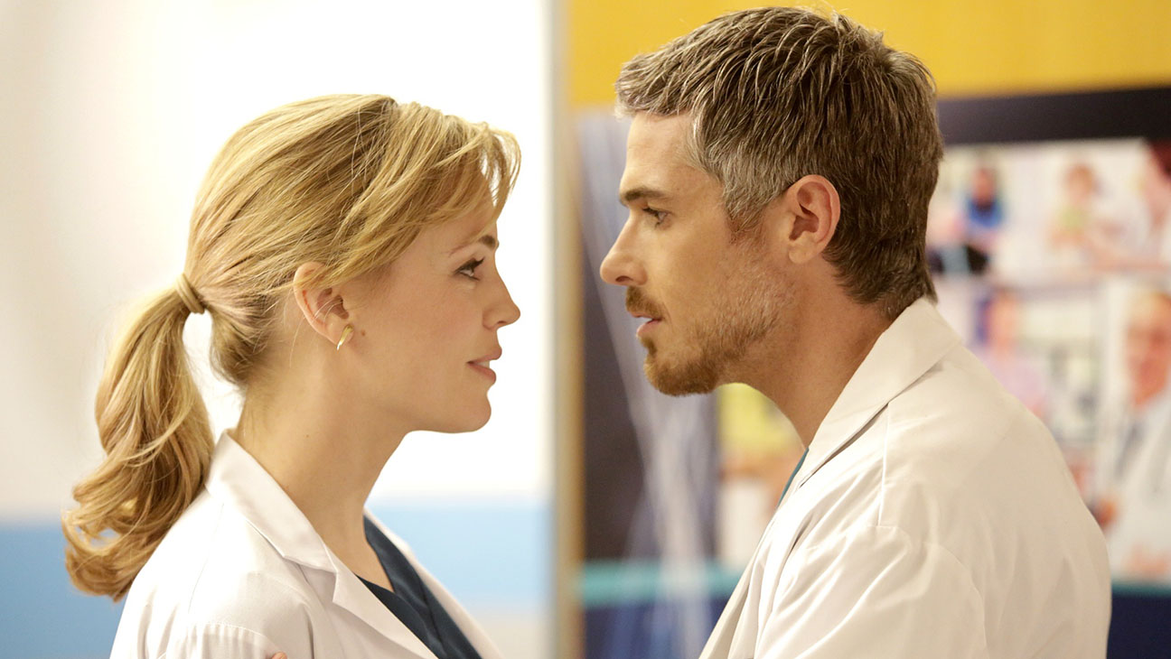 HEARTBEAT PILOT -Melissa George  and Dave Annable -H 2016