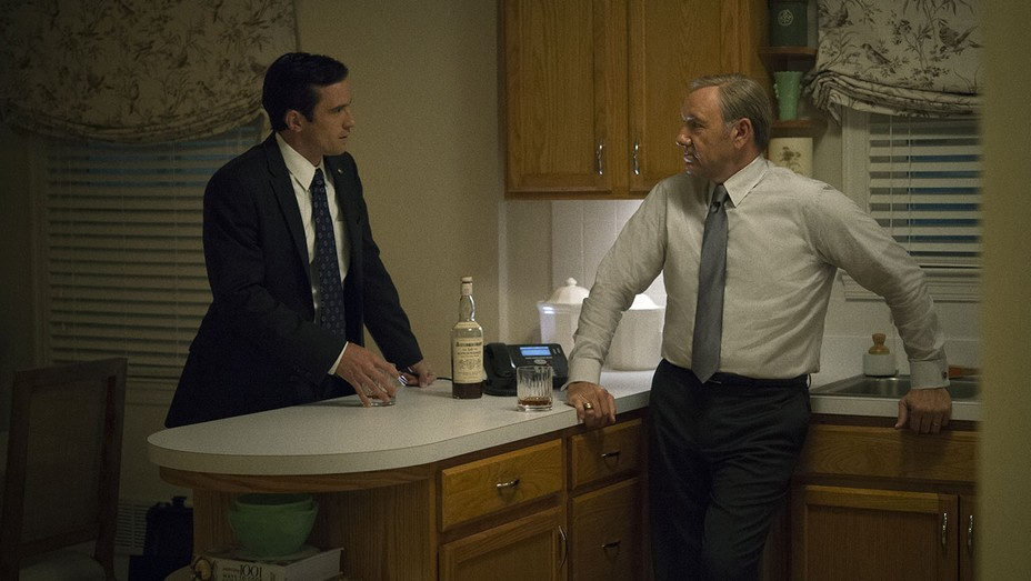House of Cards still- Nathan Darrow and Kevin Spacey - H 2016
