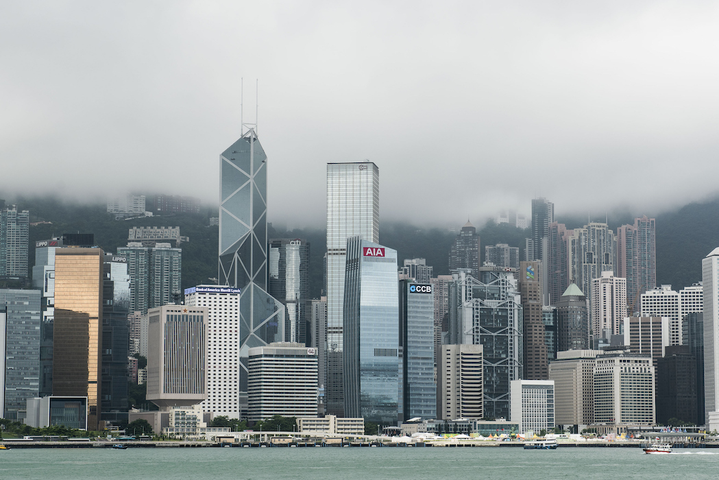 Hong Kong Skyline 2 GETTY H 2016