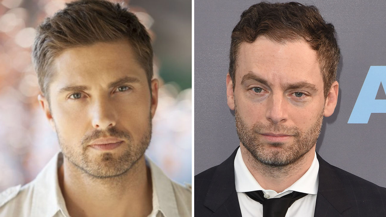 Eric Winter and Justin Kirk  GETTY  - H 2016