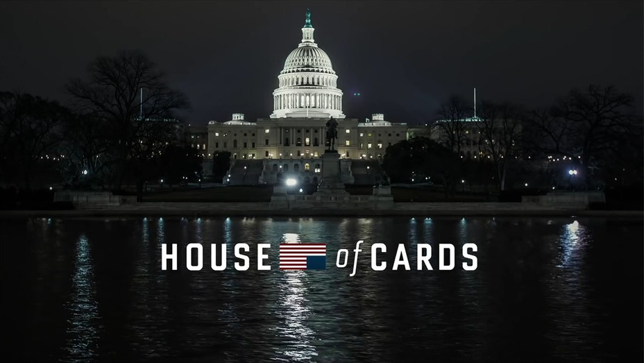 House of Cards S04 Trailer Title Graphics Still - H 2016