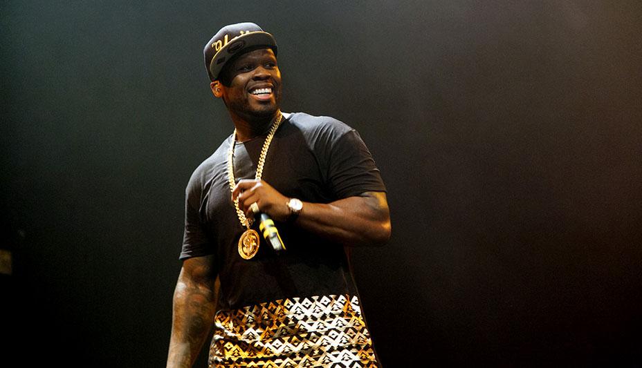 50 Cent - Publicity-H 2016