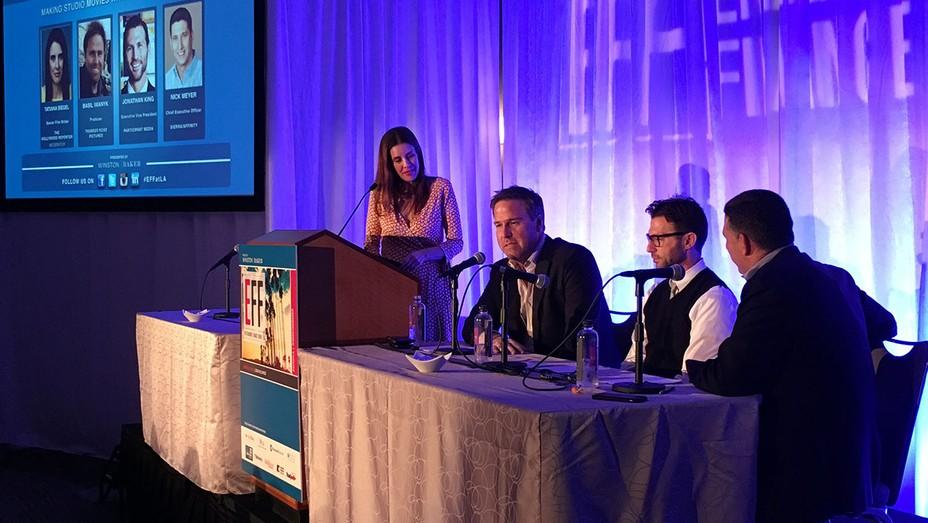 Tatiana Siegel Panel THR co-sponsored - H 2016