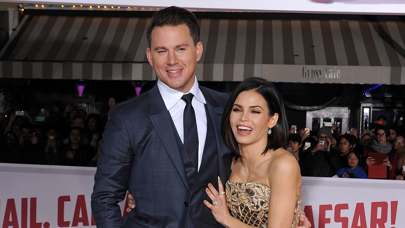 Jenna Dewan Tatum and Channing Tatum - Getty - H 2016