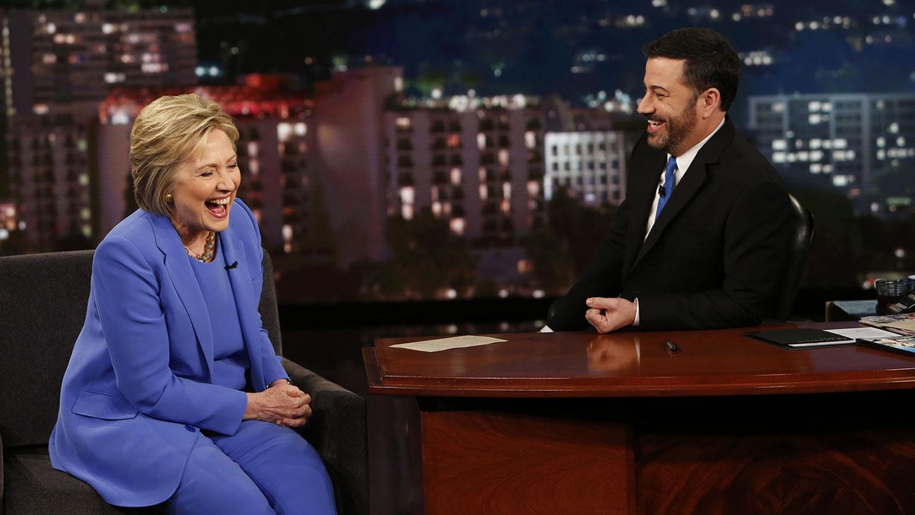 Jimmy Kimmel Live Hillary Clinton - H 2016