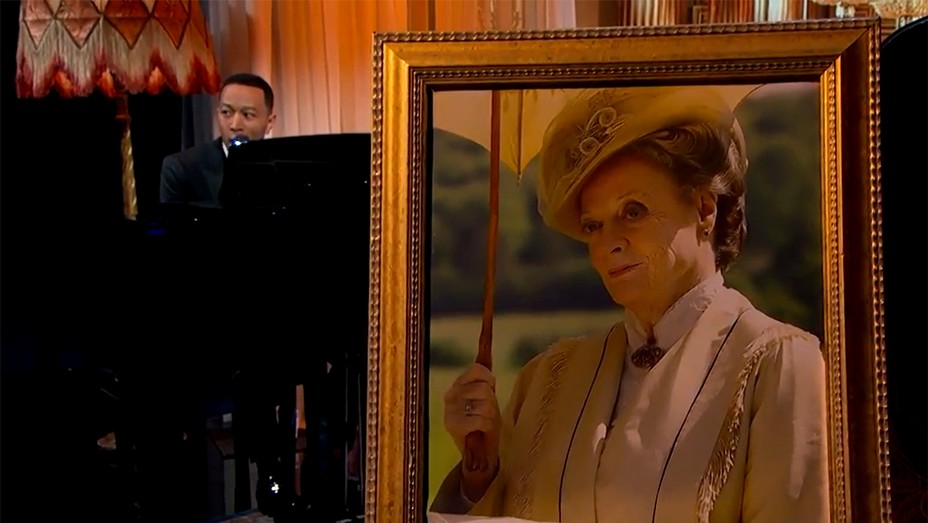 John Legend Downton Abbey Jimmy Kimmel H 2016