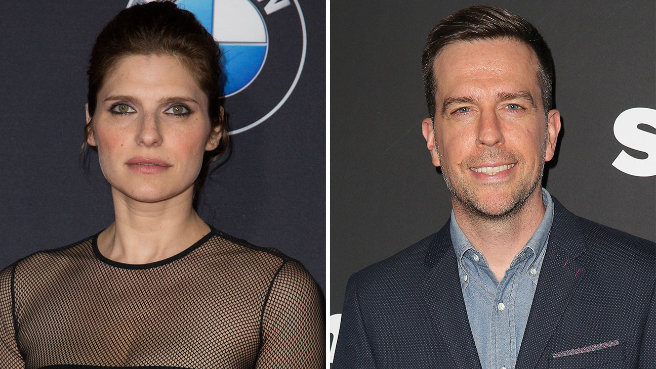 Lake Bell and Ed Helms split GETTY - H 2016