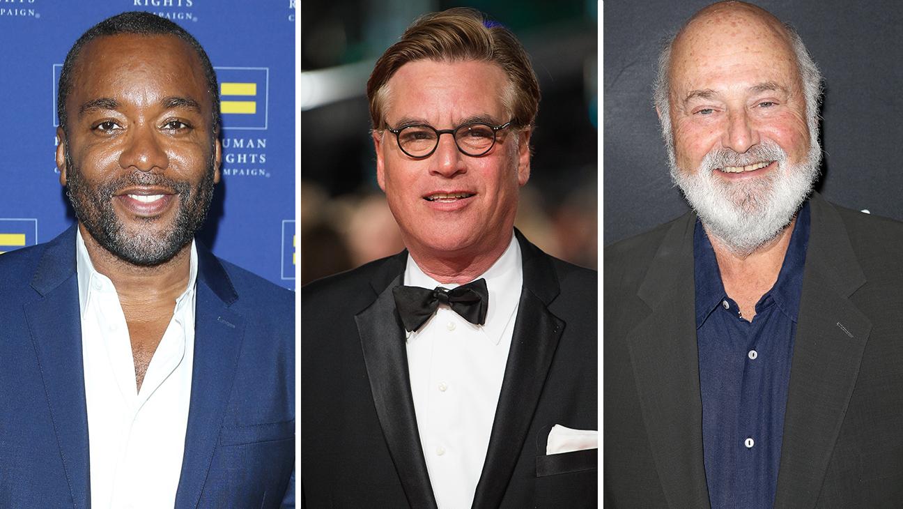 Lee Daniels, Aaron Sorkin and Rob Reiner GETTY - H 2016