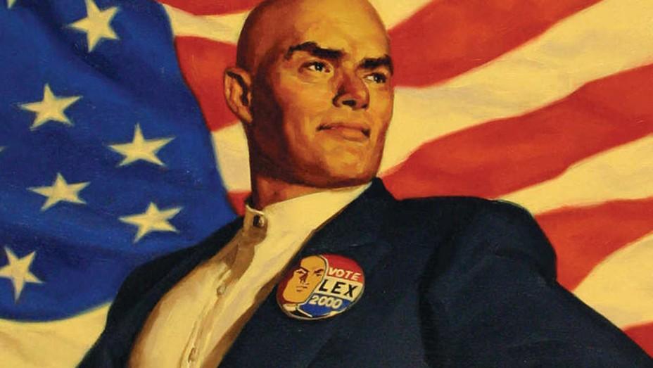 Lex Luthor President - H 2016