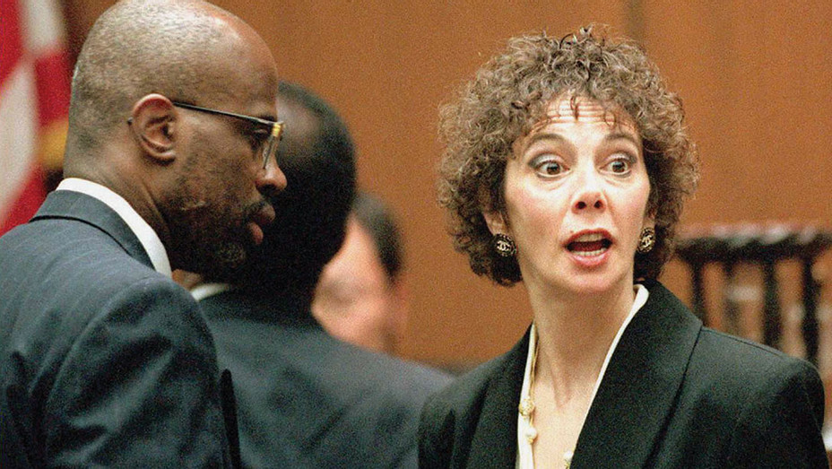 Christopher Darden Marcia Clark ONE TIME USE - Getty - H 2016