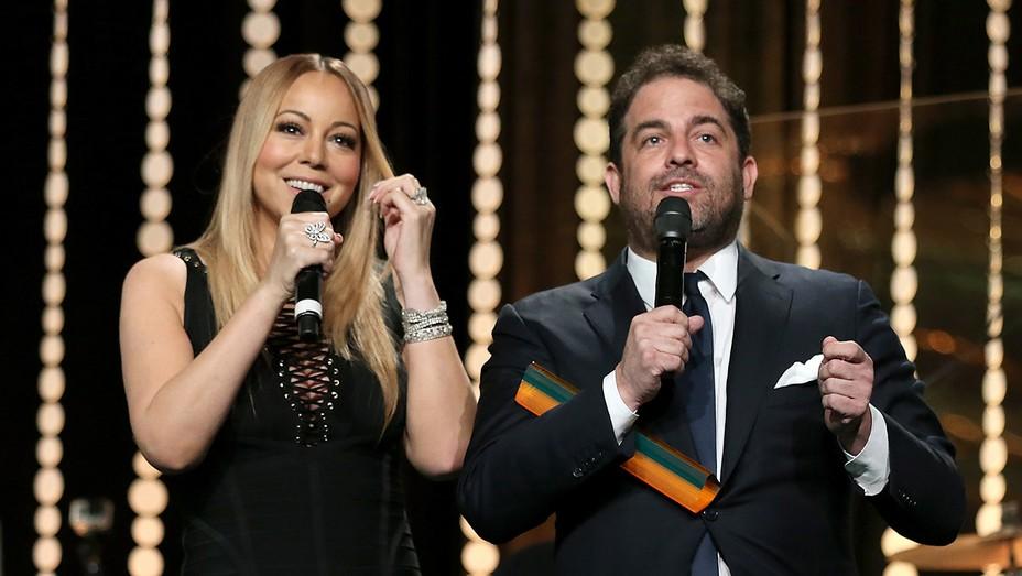 Mariah Carey Brett Ratner - Publicity - H 2016