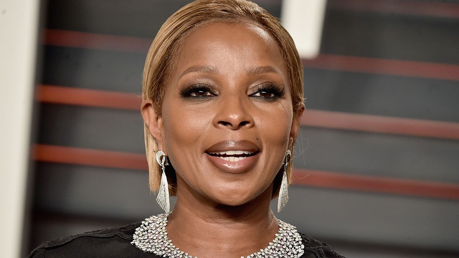 Mary J Blige - Getty - H 2016