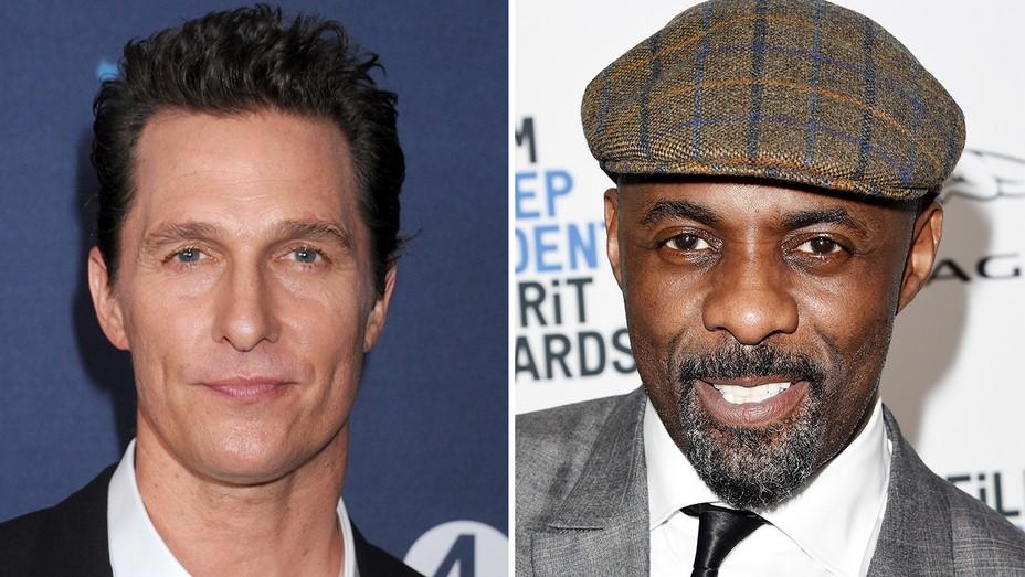Matthew McConaughey and Idris Elba GETTY - H 2016