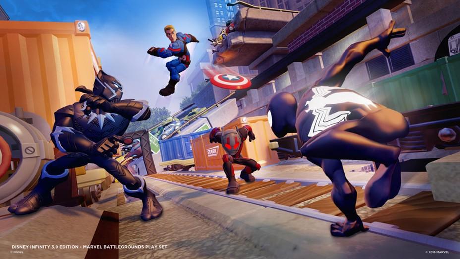 Disney Marvel Battlegrounds - H 2016